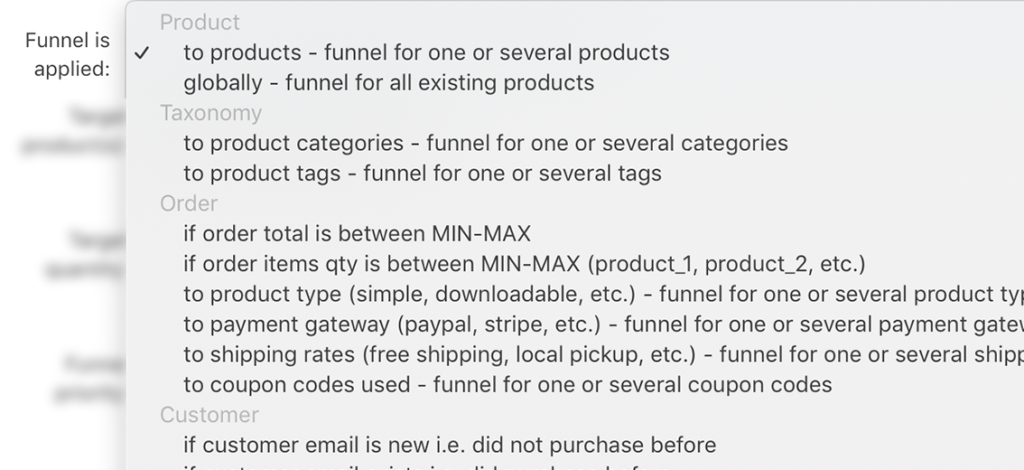 One Click Upsells Smart Funnel Triggers