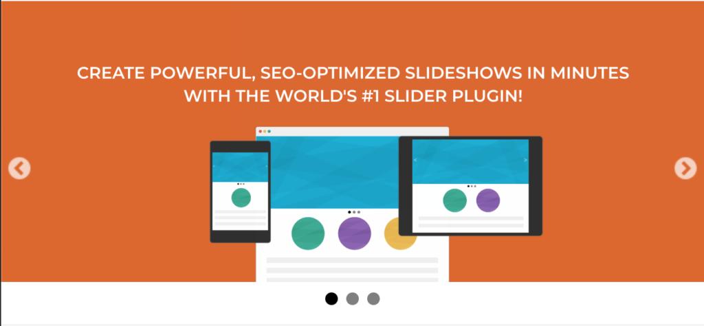 Slider to Increase Sales