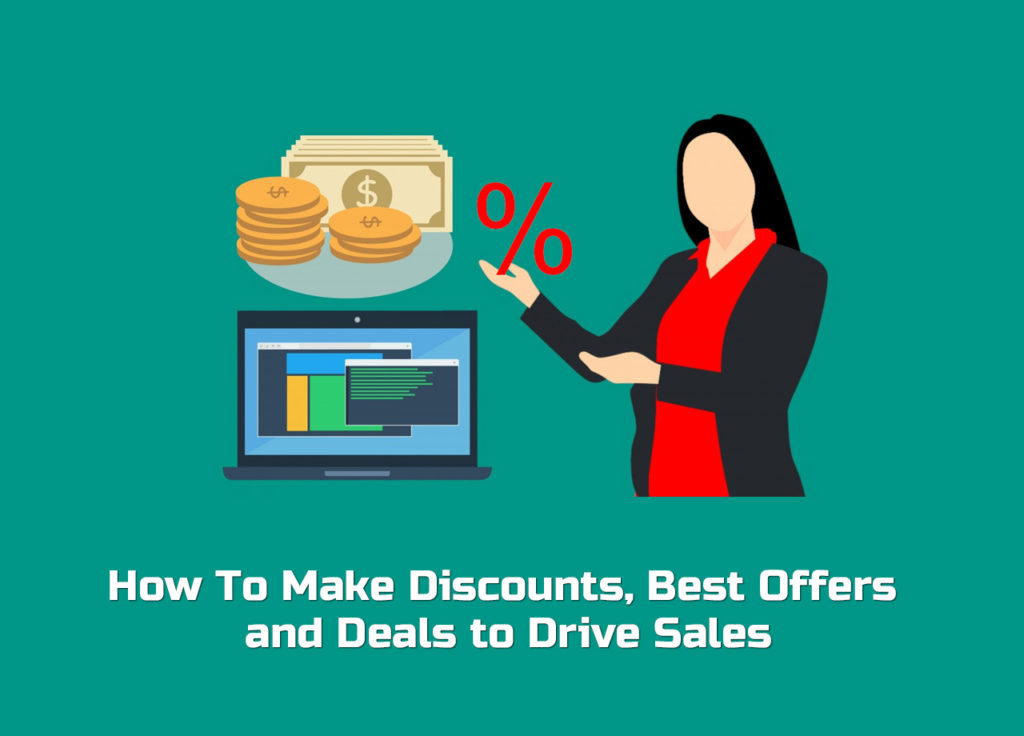 how to make woocommerce discount, best offers and deals to drive sales
