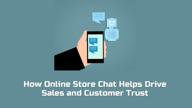 woocommerce online store chat helps drive sales and customer trust
