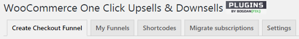 Create Checkout Funnel with One Click Upsells