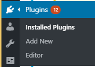 cancel shopify woocommerce - installed plugins