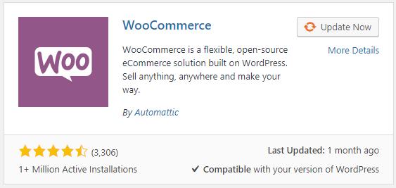 cancel shopify woocommerce - install woocommerce