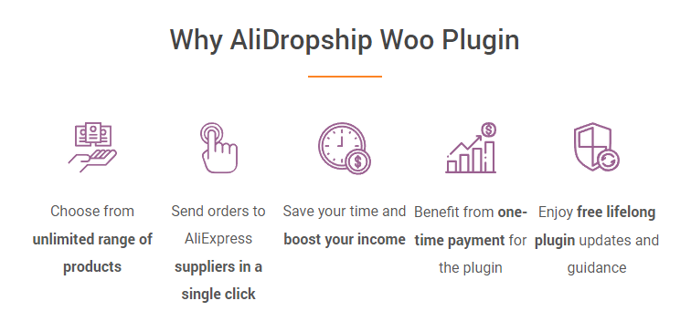 Alidropship for WooCommerce